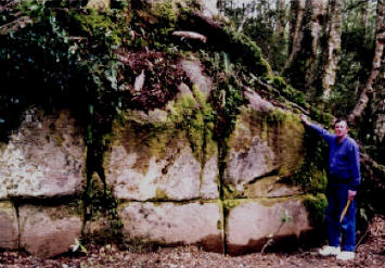 The Mysterious Kaimanawa Wall, Near Lake Taupo