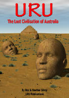 URU-The Lost Civilisation of Australia-Book Cover